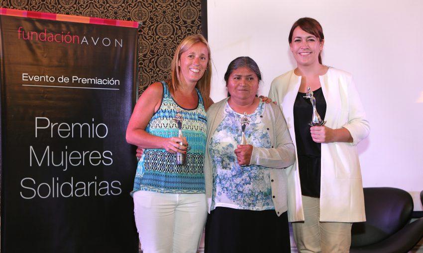 7ma edición Premio Mujeres Solidarias
